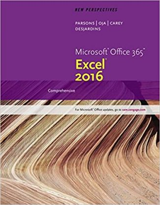 New Perspectives Microsoft Office 365 test bank