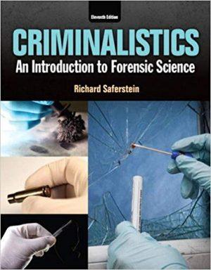 Criminalistics-test-bank