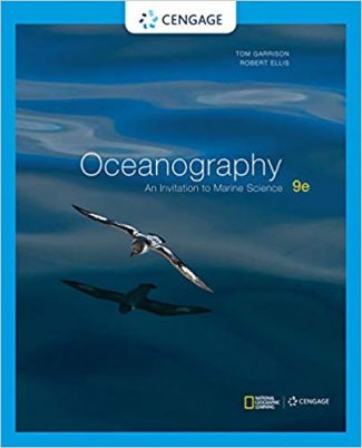 Oceanography test bank garrison